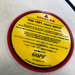 """ATABAQUE GOPE TONEL 10""""X100 C/SUPORTE - 707"""