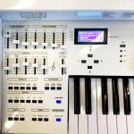 ORGAO MUSICALLE MS6B PLUS BRANCO