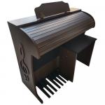 ORGAO MUSICALLE MS1F USB DISPLAY DIGITAL MAR FSC