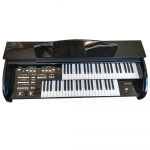 ORGAO MUSICALLE MS1B USB DISPLAY DIGITAL PRETO BRL