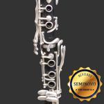 CLARINETE WERIL B671 17 CHAV BB - SEMINOVO