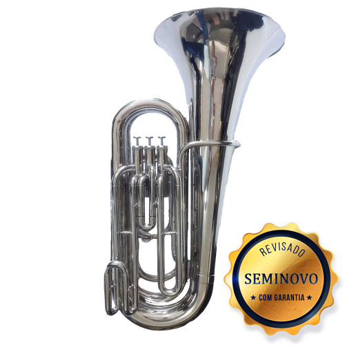 TUBA WERIL J370 3P BB NIQ - SEMINOVO