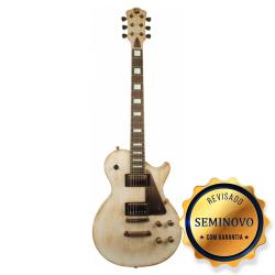 GUITARRA AXL LP AL820 WO BRANCO - SEMINOVO