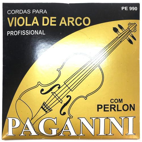 ENCORDOAMENTO PAGANINI PE990 VIOLA PERLON