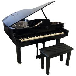 PIANO DE CAUDA ROLAND F 140R PRETO 1/2 - 192