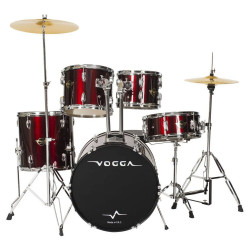 "BATERIA VOGGA TALENT VPD924 22"" BK"