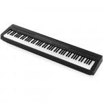 PIANO DIGITAL YAMAHA P45B PRETO - 57545
